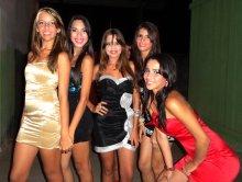 Baile Garota Trilha da Serra 2012