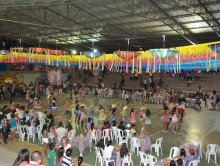 Festa Junina Escola Dom Luiz Palha - Xinguara - Pa