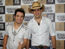 Mega Show Fernando & Sorocaba - FAX 2012