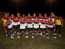 Futebol Beneficente para arrecadar fundos para Escolinha de Futebol de Xinguara