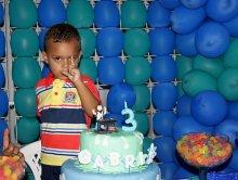 Aniversário Gabriel - Filho do Dj CamaleãO