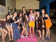 Feira de Artes Escola CCDA - Desfile - Xinguara - PA