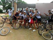 IV Passeio Ciclistico do Ensino Medio 2º Semestre 2012