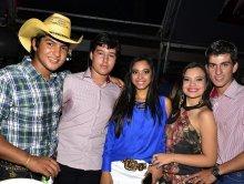 Baile Rainha FAX 2013 - Social