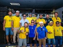 arena Premiun - Brasil vs Sérvia