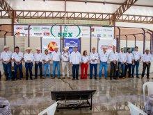 Inauguração do Tatersal de Leilões do Sindicato Rural