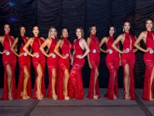 37º Aniversário de Xinguara - Desfile do Miss Xingaura