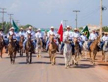 Cavalgada - Cavaleiros