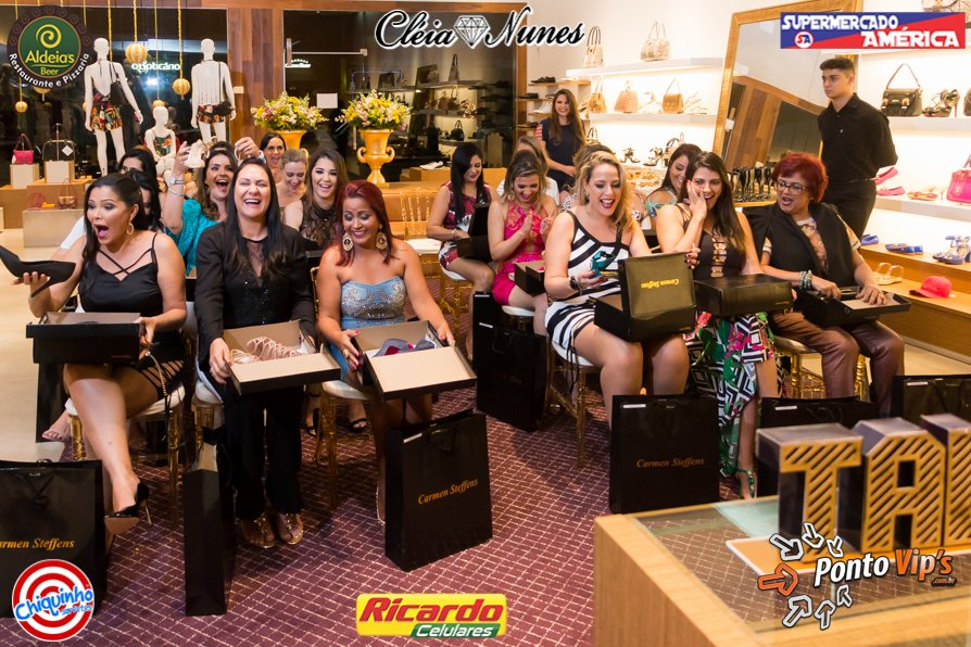 Talk Show Carmen Steffens - Xinguara Foto #61650