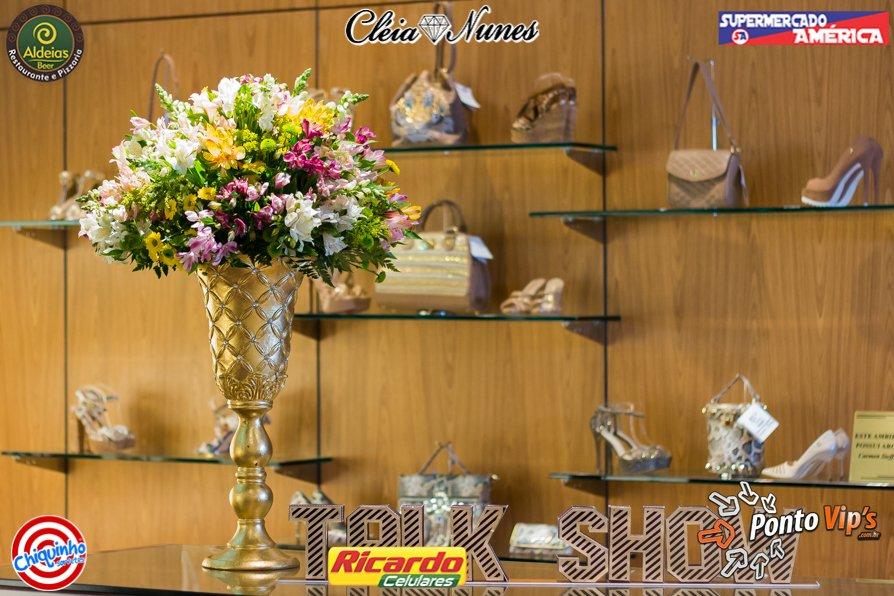 Talk Show Carmen Steffens - Xinguara Foto #61527