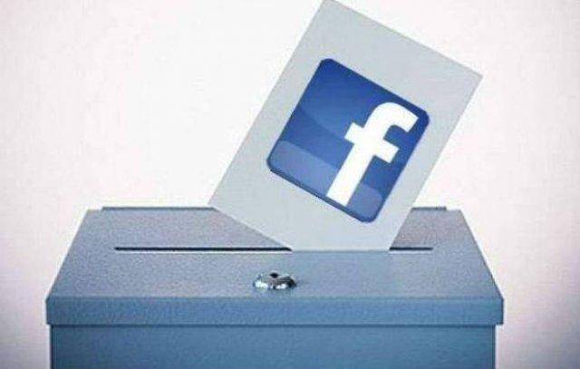 Facebook terá botão para brasileiro avisar que votou nas eleições