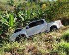 Motorista dorme e sofre acidente na BR 155