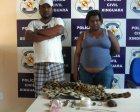 Polícia Civil identifica corpos encontrado na PA 279 - Xinguara - Pa