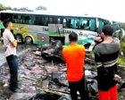 Acidente com ônibus na PA-150 deixa passageiros mortos
