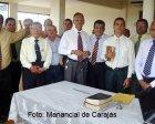 Assembleia de Deus Ciadseta faz primeira reunião ministerial e comemora crescimento.