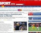 Brasil quer Guardiola como técnico da seleção, diz jornal espanhol.