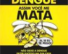 Contra a Dengue nossa cidade pode mais - Xinguara - Pará