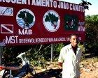 MST Interdita BR-155 no Assentamento João Canuto e mais 4 Pontos no Sul do Pará