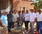 Na ausência da Assistência Social, Igreja Cristã Evangélica de Xinguara faz mutirão e ajuda família carente no setor TANAKA II