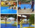 Prefeitura prepara Praça DA Bíblia para a FEXCAM
