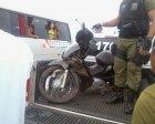 Sapucaia - Mulher sofre acidente na BR 155.